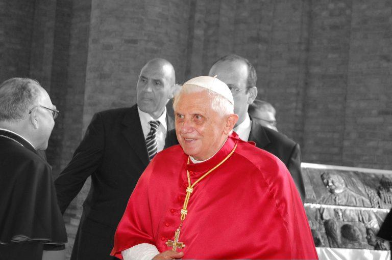 Odejście papieża